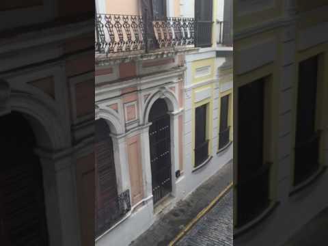 Streets of San Juan, Puerto Rico