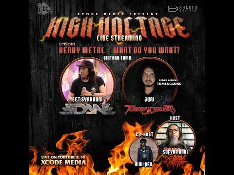 High Voltage - Episode Heavy Metal : What Do You Want