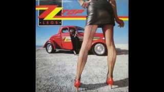 ZZ Top - Bad Girl - 1985 - 45 RPM