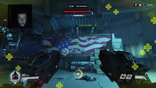 Overwatch Mystery Heroes - Livestream 11 With Byrock!
