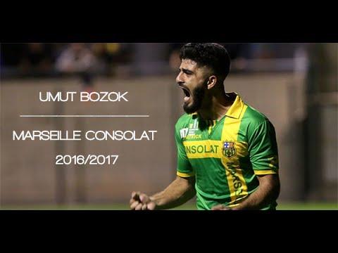 Umut Bozok ☆ Meilleur buteur de National ☆ Marseille Consolat - 16/17
