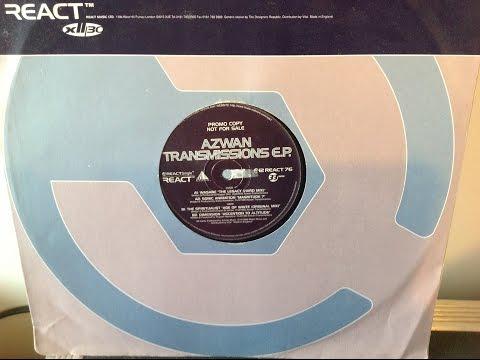 azwan  transmissions ep react full ep.n joyyy. 90s oldskool trance  rave dance techno