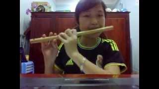 Xin Chào Ngày Mai (kaiyuan) - độc tấu sáo trúc Linh Chi