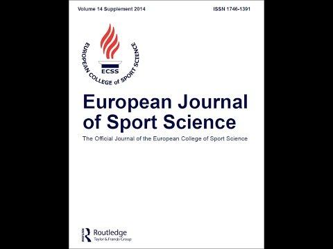 European Journal of Sport Science - EJSS