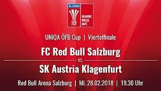 Red Bull Salzburg vs SK Austria Klagenfurt full match