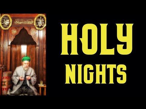 Holy Nights: 15th Shaban [ENGLISH VERSION]