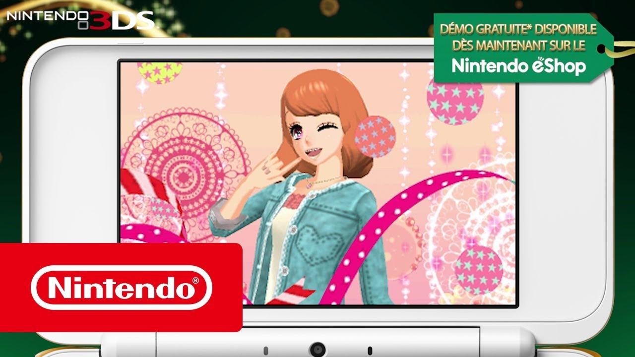 Nintendo présente : La Nouvelle Maison du Style™ 10 - Looks de Stars -  Bande-annonce de la démo