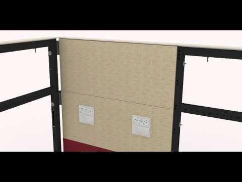 Haworth Compose Installation Animation.avi
