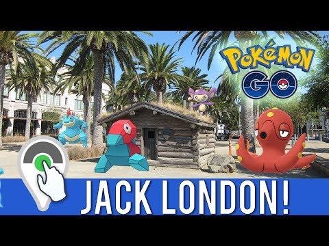 Destination Pokemon GO at Jack London Square in Oakland, CA! Level 3 Raid Battle w/ Random Trainers!