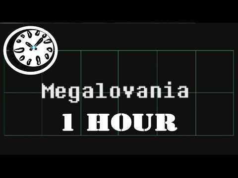Undertale - Megalovaniaby Holder 1 hour | One Hour of...
