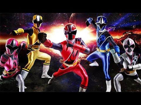 Могучие Рейнджеры Ниндзя Сталь   шестая серия (обзор)
