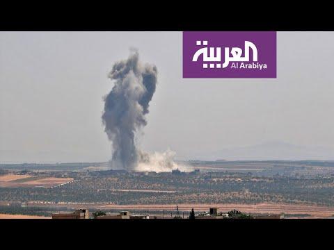 قوات النظام السوري تدخل مدينة خان شيخون وسط معارك شرسة  - نشر قبل 17 دقيقة