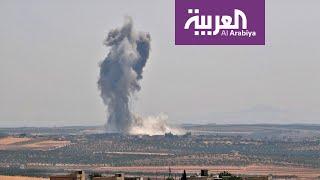 قوات النظام السوري تدخل مدينة خان شيخون وسط معارك شرسة