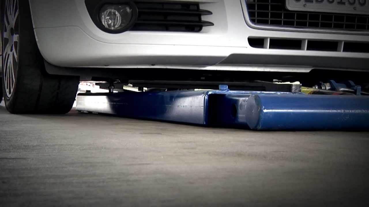 Portable Scissor Car Lift Bendpak Md 6xp Mid Rise Model