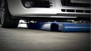 Portable Scissor Car Lift - BendPak MD-6XP Mid-Rise Model Auto Lift