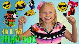 Cute DIY Shrinky Dinks Craft