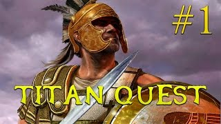 Titan Quest Anniversary Edition - First Impressions (Greek Mythology ARPG Game)