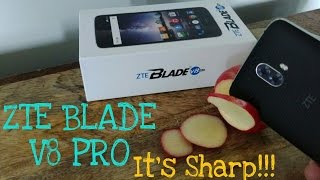 ZTE Blade V8 Pro Unboxing & Mini-Review