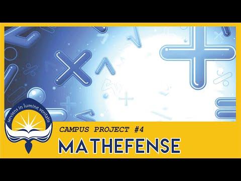 Campus Project #4 : Technopreneurship Mathefense Kelompok 10 - UAJY