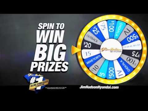 Spin to Win - Jim Hudson Hyundai