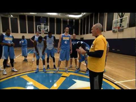 NBA Christmas Day: Inside Practice
