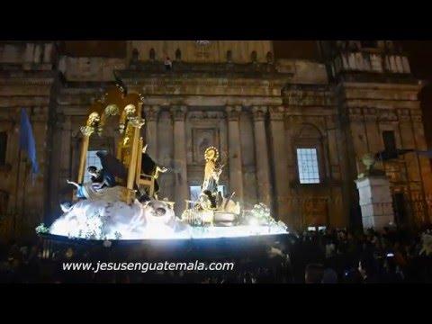 Rezado de la C.I. Inmaculada Concepción S.I. Catedral Metropolitana.