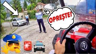 PRINS DE POLITIE CU UTV !! dau la Giveaway Cf Moto Z6 !