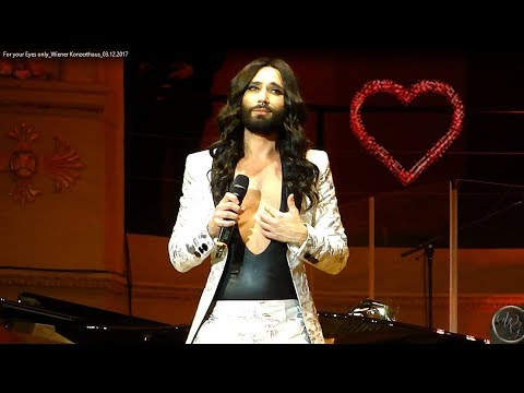 For Your Eyes Only - Conchita - 03.12.2017