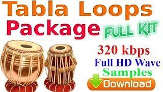 Tabla Loops Pack For DJ Mixing By Dj Pankaj    Beat Making Full Kit    Downlaod Now
