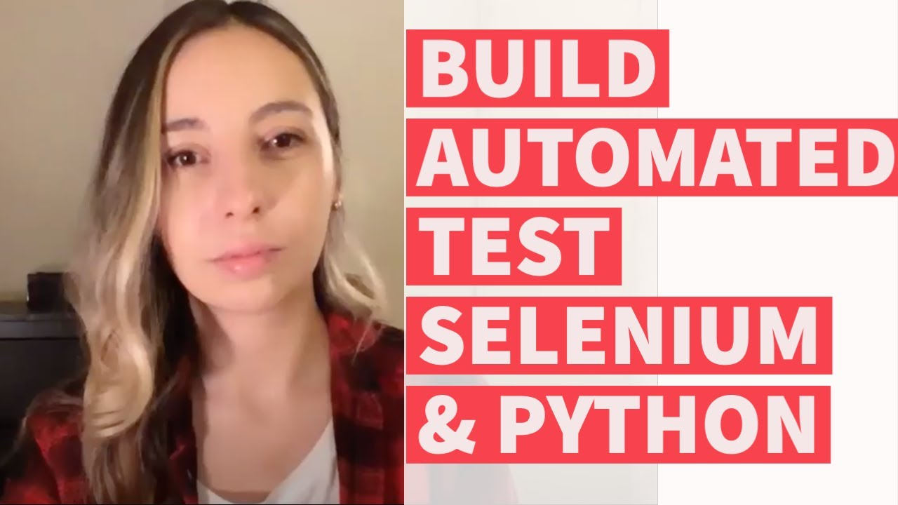 Download QA Automation: Building Test Case in Python with Selenium