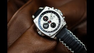 Jubileon Suprellipse Chronograph-Watcha Edition. A look at the Prototype and Preorder INFO!