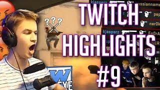 How Kjasper Really Plays CS:GO - TWITCH HIGHLIGHTS #9