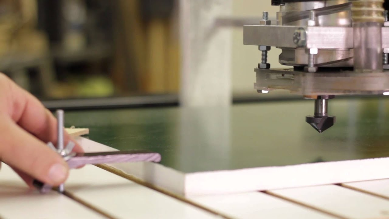 Introducing The Digital Wood Carver Cnc Router Youtube