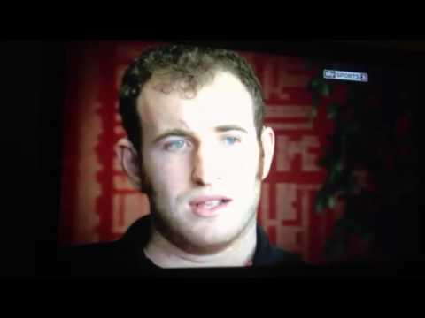 Mat Gilbert Scarlets Interview on Rugby Club