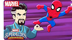 MARVEL SUPERHELDEN ABENTEUER | NEU auf Marvel HQ Deutschland