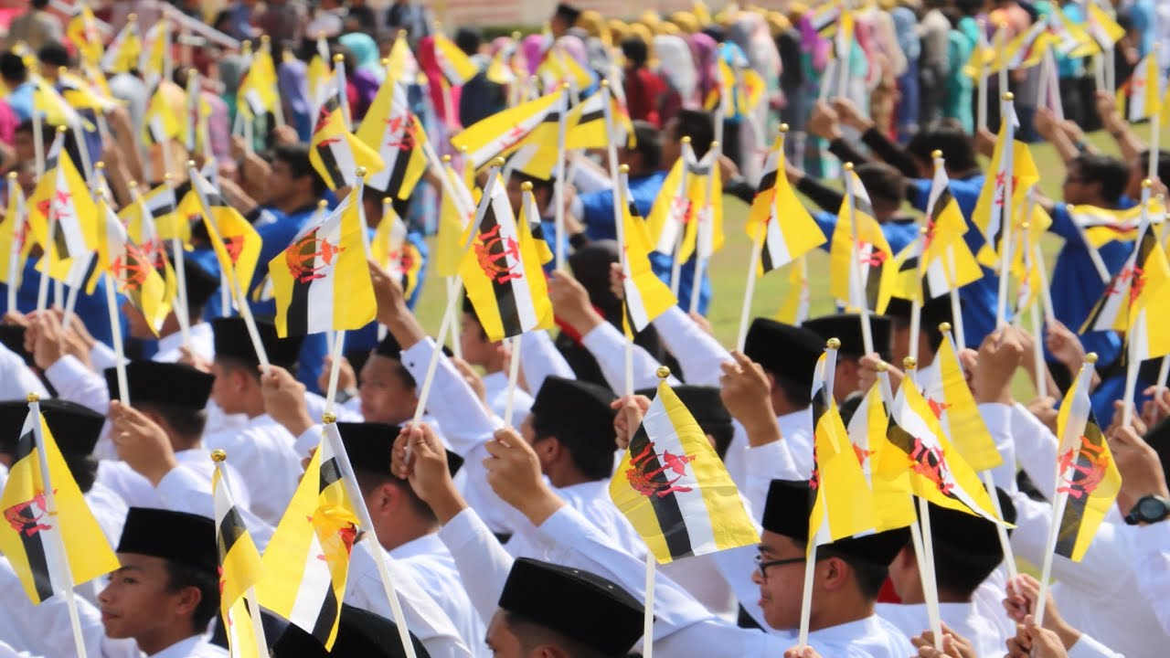 national day of brunei darussalam Brunei darussalam celebrates its 26th national day with the theme 'my country  brunei darussalam', today the celebration climaxed with a mass gathering this.