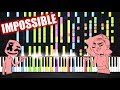 Marshmello Anne Marie FRIENDS IMPOSSIBLE PIANO By PlutaX mp3