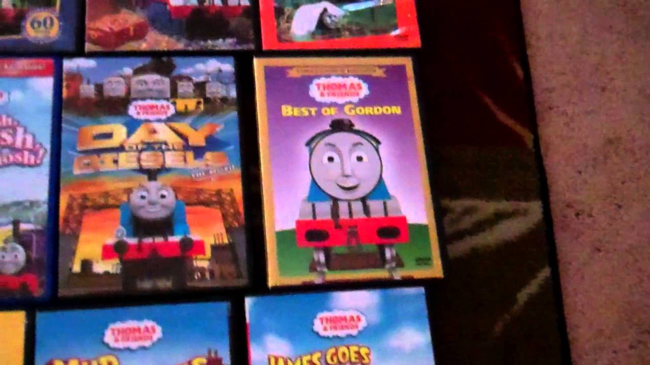 thomas dvd collection youtube