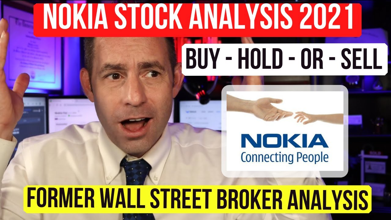 Nokia Stock Short Squeeze BUBBLE Alert - Buy Hold or Sell - WallStreetBets - NOK STOCK TO THE MOON??