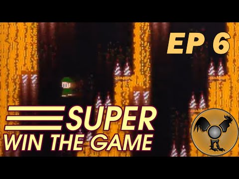 Super Win the Game - Ep.6 [Finale/Underworld] - Rooster Plays... (100%, No Orbs)