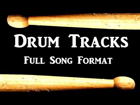 Drum Beat 120 BPM Rock Bass Guitar Backing Jam Track Free MP3 Download Loop #43