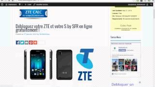 Gambar cover Débloquer un ZTE gratuitement