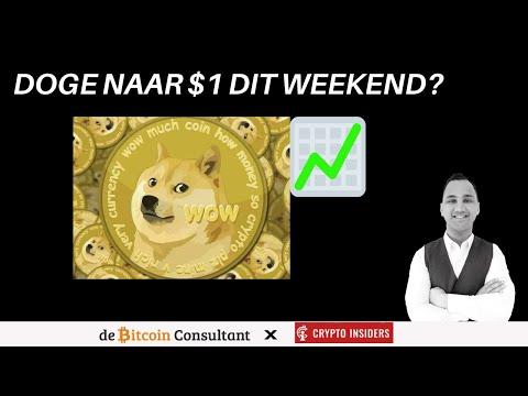 Pumpt DOGECOIN Naar $1?? + Analyse BTC/ETH/ADA/IOTA/TKO