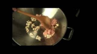 Garlic Chicken Thai Recipe