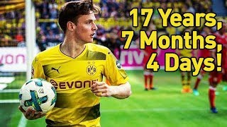 Sergio Gómez | 💎 | The next BVB rising star in the Bundesliga!