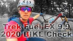 Das neue Trek Fuel EX 9.9 - 2020 ! Kurzer Bike Check