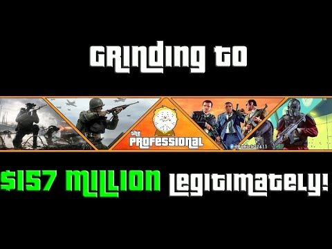 GTA Grinding to $157 million Legitimately and Helping Subs