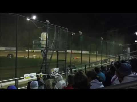 Brewerton Speedway - August 30th, 2019 - Modified Main