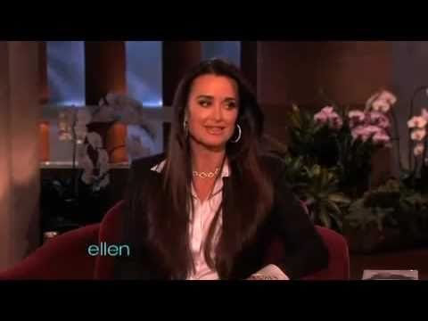 Beverly Hills Housewife Kyle Richards on Ellen