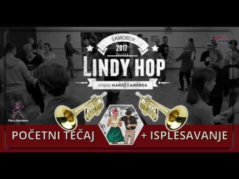 SAMOBOR 2017 najava početnog tečaja Lindy Hop plesa